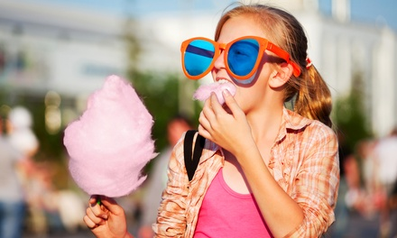 $45 for a Popcorn, Cotton Candy, or Snow Cone Rental from Inflatable Playspaces ($80 Value)