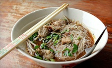 Vietnamese Food at Saigon Bistro (Up to 53% Off). Two Options Available.