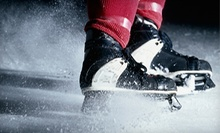 Ice Skating for Two or Four with Skate Rental at Vacaville Ice Sports (Up to 57% Off)