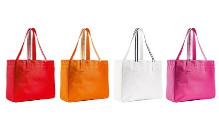 Saco de compras disponível em 4 cores por 10,99€