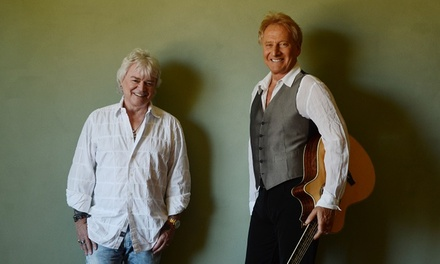 Air Supply at NYCB Theatre at Westbury on Saturday, August 8, at 8 p.m. (Up to 40% Off)