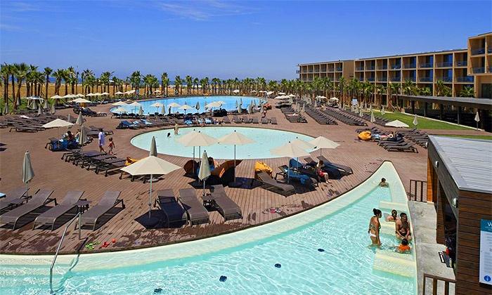 Vidamar Resorts Algarve 5* — Albufeira: 1-7 noites para duas pessoas, meia pensão e acesso ao spa desde 99€