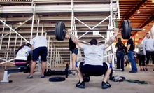 $29 for One Month of Unlimited Classes at CrossFit Coconut Creek ($150 Value)