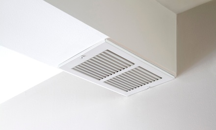 $49 for Whole-House Air-Duct Cleaning with Dryer-Vent Cleaning and Furnace/AC Checkup from Better Clean USA ($328 Value)