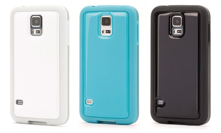 Bon Bon Identity Protective Case for Samsung Galaxy S5 with 4-Foot Drop Protection