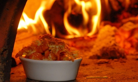 Farm-to-Table American Cuisine at Heart Woodfire Kitchen (Up to 38% Off). Two Options Available.