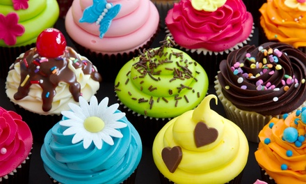 $13 for Two Groupons, Each Good for $10 Worth of Treats at Eat Heavenly Cupcakes ($20 Total Value)