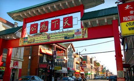 90-Minute Chinatown Walking Tour for Two or Four from Chicago Chinese Cultural Institute (Up to 53% Off)