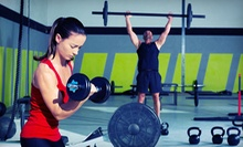 One-Month Gym Membership with Nine CrossFit Classes for One or Two at Be Fit CrossFit by Body Evolution (Up to 71% Off)