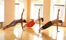 10 Yoga Classes or One Month of Unlimited Yoga Classes at Bikram Yoga Rolling Meadows (Up to 74% Off)