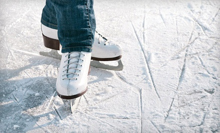 Ice-Skating for Two or Four at Lakeland Arena (Half Off)