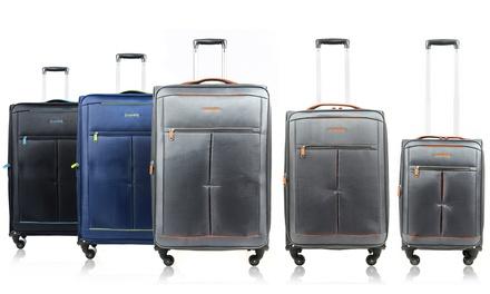 3-Piece Super Light Spinner Luggage Set