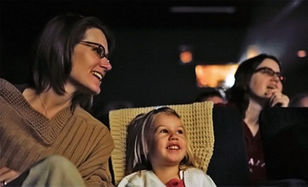 One-Time or One-Year Family Pass, or Movie for Two with Popcorn and Sodas at Facets Cinematheque (Up to 51% Off)