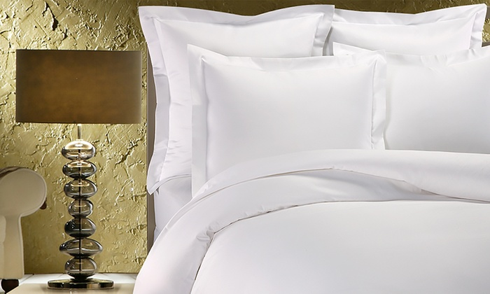 Up To 76% Off on 1,200TC Egyptian Cotton Sheets | Groupon Goods