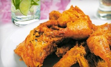 $25 for $50 Worth of American Fare at Back Roads Bar & Grill