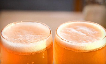 Beer and Wine for Two or Four at Crispy's Beer & Wine Bar (Up to 52% Off)