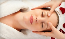 Aromatherapy Massage, or Scalp Massage, Foot Mask, and Foot Reflexology at Bellevue Center for Health (Up to 64% Off)