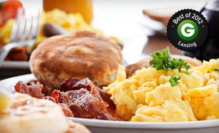 $10 for $20 Worth of Diner Food at Theios Restaurant