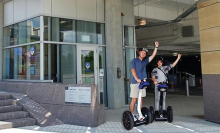 $35 for a Segways at Sunset Tour from Cincinnati Bike Center ($60 Value)