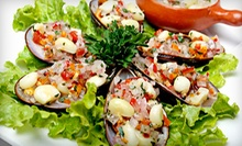 $15 for $30 Worth of Peruvian Food and Drinks at Aromas Del Per