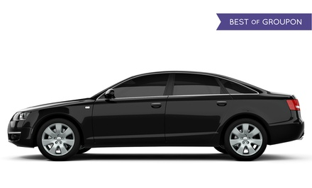 $90 for a Full-Car Window Tinting for Five Windows at TintMax ($180 Value)