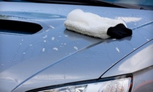 Three Car Washes or One VIP Car Wash and Hand Wax Package at Super Kleen Car Wash (Up to 51% Off)