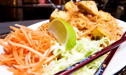 $12 for $20 Worth of Thai Food at Thai Bamboo