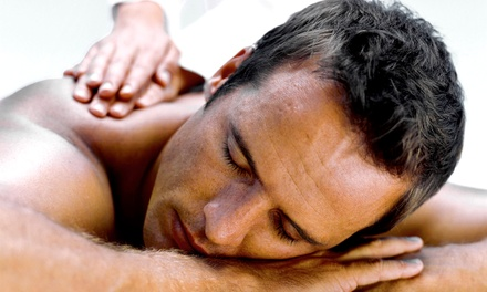 $34 for a 60-Minute Deep-Muscles Therapy Massage at Wellness & Therapeutic Spa ($65 Value)