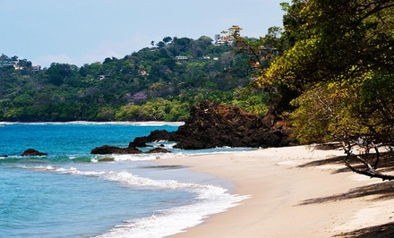 All-Inclusive Costa Rica Vacation with Airfare. Price Per Person Based on Double Occupancy. Includes Taxes and Fees.