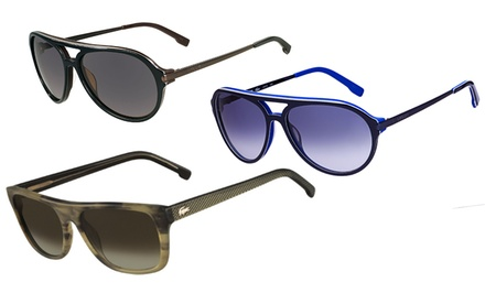 Lacoste Sunglasses for Men or Women. Multiple Styles Available. Free Returns.