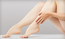 Six Laser Hair-Removal Treatments for a Small, Medium, Large, or Extra-Large Area at Medx Healthcare (Up to 89% Off)