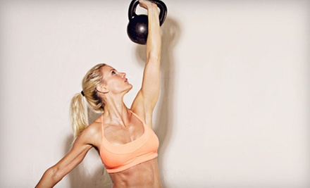 Two, Four, or Six Months of Kettlebell and Cardio Yoga Classes at Sidekick Martial Arts (Up to 87% Off)