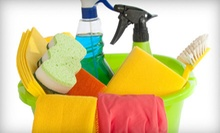 $29 for Two Hours of Housecleaning from Crimson & Blue Carpet Care ($60 Value)