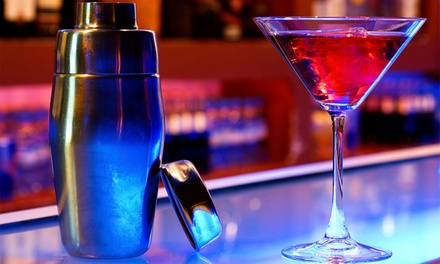 Cocktails and Martinis for Two or Four at Elliot's Martini Bar (45% Off)
