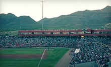 El Paso Diablos Game for Two at Cohen Stadium (Half Off). Two Seating Options Available.