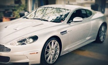 Platinum Car Wash or One Signature Wash or Three Signature Express Washes at Signature Car Wash (Up to 54% Off)