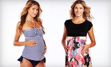 $25 for $50 Worth of Designer Maternity Clothes and Accessories at Pickles &amp; Ice Cream Maternity Apparel