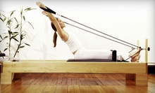 5 or 10 Pilates Reformer or JumpBarre Classes at Hermosa Pilates (Up to 63% Off)