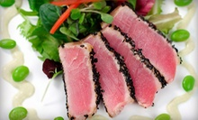 Asian Tapas for Lunch or Dinner at Flame Asian Tapas Bar & Grill (Half Off)
