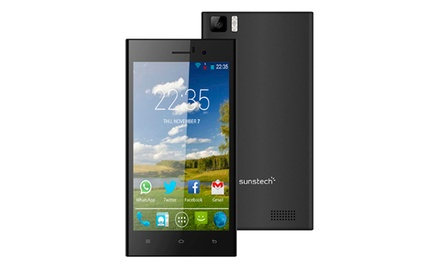 Smartphone Sunstech uSUN 300 5' de 16 GB por 109€