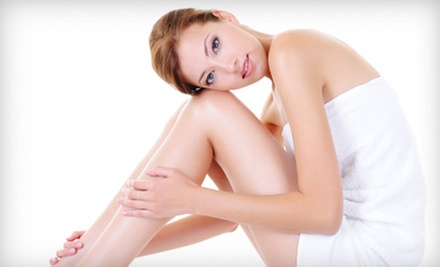 Six Laser Hair-Removal Treatments for Small, Medium, or Large Area at Bliss &amp; Care (Up to 96% Off)