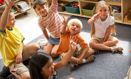 $89 for a Childrens Foreign-Language-Class Package with Music CD at Language Stars ($233 Value)