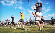 Four, Six, or Eight Weeks of Boot Camp at MDI 8 Fitness Bootcamp (Up to 73% Off)