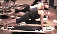 One, Five, or Ten Surfing-Inspired Fitness Classes at SurfSet 858 (Up to 56% Off)