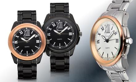 Geneva Platinum Eminent Watch