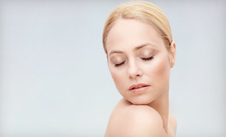 Three Laser Skin-Tightening Treatments on a Small or Large Area at Evolve Weight and Age Management (89% Off)