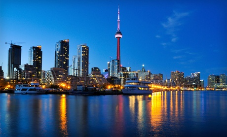 One-Night Stay with Eight Days of Parking at Hotel Carlingview Toronto Airport