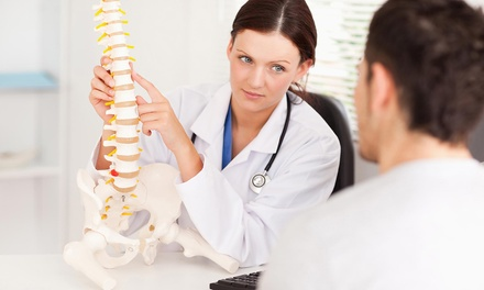 Chiropractic Consultation and Exam with One or Three Adjustments at Evans Family Chiropractic (Up to 81% Off)