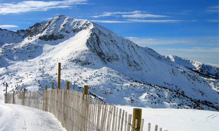 Hotel Ordino 4* — Andorra: 1, 2, 3 ou 7 noites para dois ou quatro com pequeno-almoço e oferta de boas-vindas desde 44€