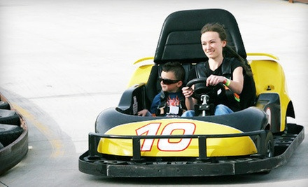 $20 for $40 Worth of Go-Karts, Laser Tag, and Mini Golf at The Fun Station